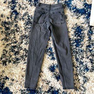 -nobo walmart high rise jeans-